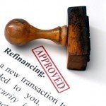 Refinancing - approved after divorse